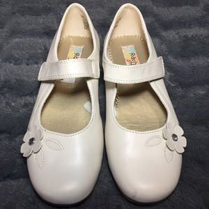 Rachel Shoes Beige/Cream Charlene Dress Shoes K2